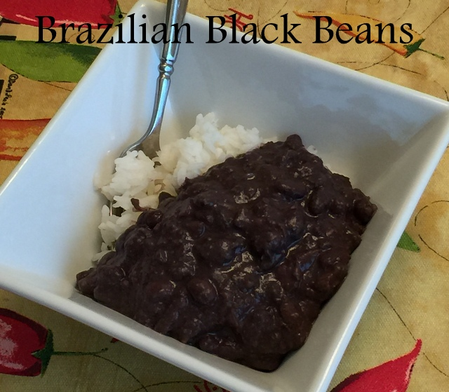 Brazilian Black Beans and Rice