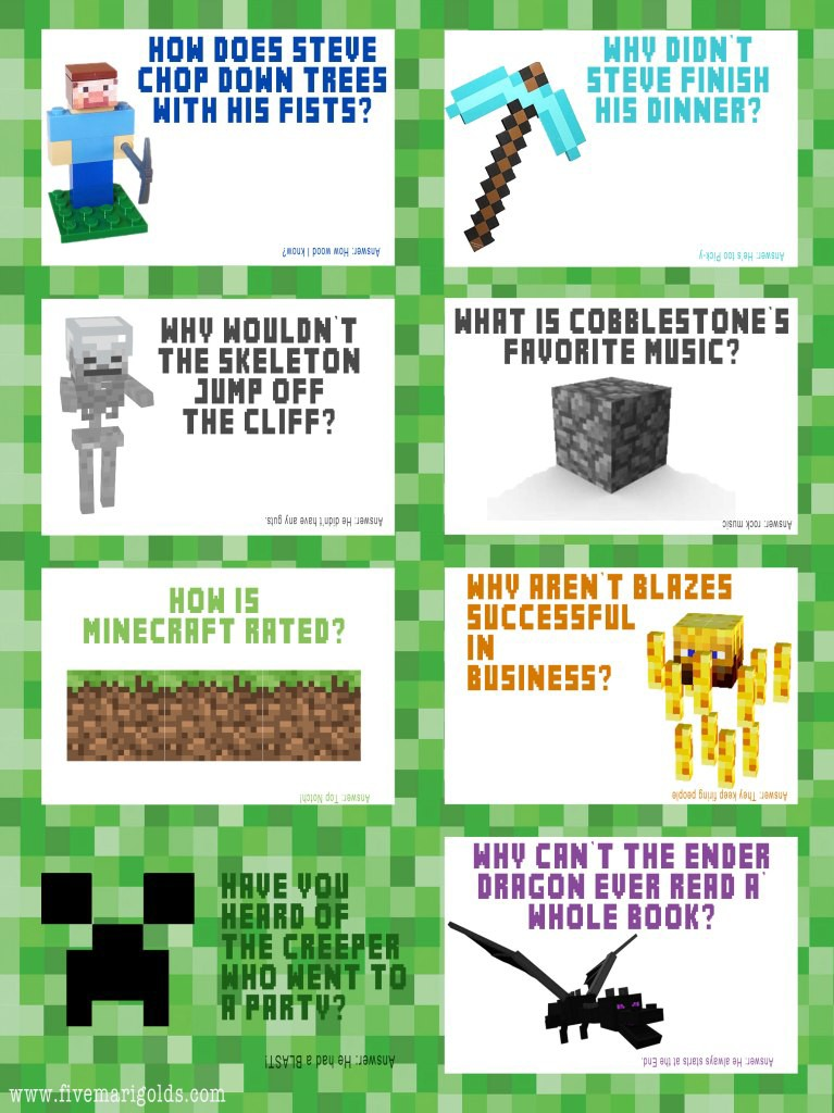 minecraft-lunchbox-jokes-free-printables