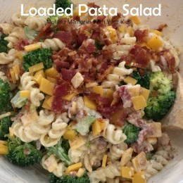Loaded Pasta Salad