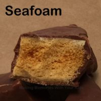 Seafoam or Honeycomb Candy