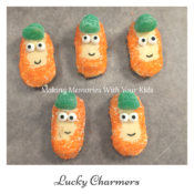 Lucky Charmers - St. Patrick's Day Cookies