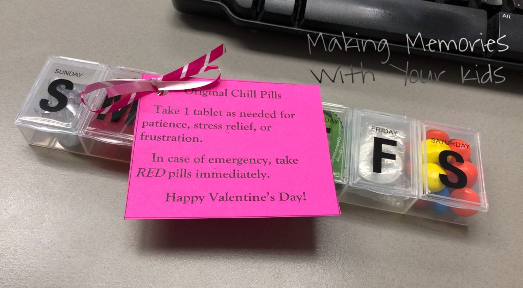 Original Chill Pills Gift Idea